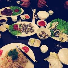 Photo taken at Quán Ăn Ngon by Alissa B. on 1/6/2013