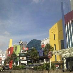 Photo taken at Surabaya Town Square (SUTOS) by yudi s. on 4/27/2013
