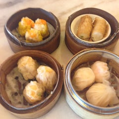 Photo taken at Yuan Garden Dim Sum House by Patricia on 9/21/2014