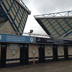Photo taken at The Den by Harry G. on 3/10/2013