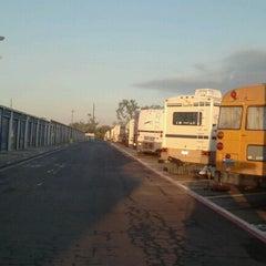 Photo taken at Cherry & Carson RV Storage by Rafael U. on 10/12/2012