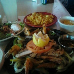 Photo taken at Rosie's Mexican Cantina by Tram N. on 10/20/2012