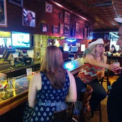 Photo taken at The Rodeo Bar and Grill by Shel on 4/23/2015