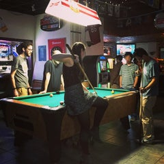 Photo taken at Bobby D's Cocktail Lounge & Sports Bar by Andrew L. on 2/21/2015