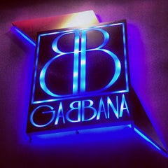 Photo taken at Gabbana by Gregory D. on 9/26/2013