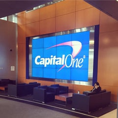 Photo taken at Capital One Financial Corporation by Gregory D. on 2/2/2015