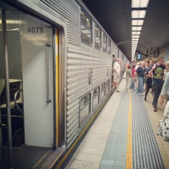 Photo taken at Bondi Junction Station by Raku H. on 11/7/2012