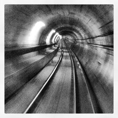 Photo taken at Yaletown - Roundhouse SkyTrain Station by Hjalmar on 12/6/2012