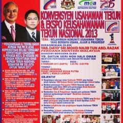 Photo taken at ibu pejabat tekun nasional by Mohd Fuad Yahaya on 2/5/2013
