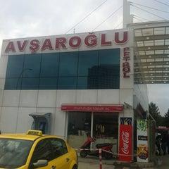 Photo taken at Avşaroğlu Petrol by ®PAŞA T. on 2/9/2013