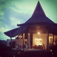 Photo taken at AANA Resort & Spa Koh Chang by Chrisdar P. on 7/20/2013