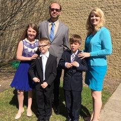 Photo taken at St. Gerard Majella Church by Liz on 4/26/2015