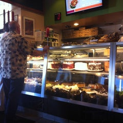 Photo taken at Sherman's Deli & Bakery by Chamber R. on 3/5/2013