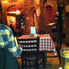 Photo taken at Pasta Jay's by Shelly on 1/8/2013