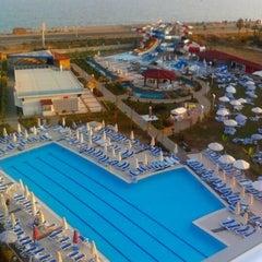 Photo taken at Kahya Resort Aqua&Spa by Kutay K. on 8/23/2013