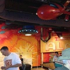 Photo taken at Alamo Drafthouse Cinema by Kacie S. on 11/3/2012