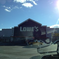 Photo taken at Lowe's Home Improvement by Mark K. on 2/17/2013
