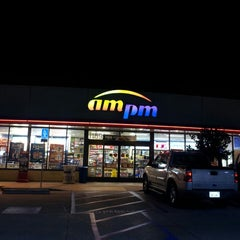 Photo taken at AMPM by Marie F. on 6/5/2013
