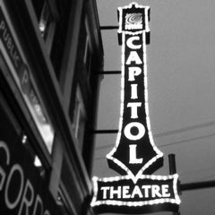 Photo taken at Capitol Theatre by Unmiserable C. on 10/5/2012