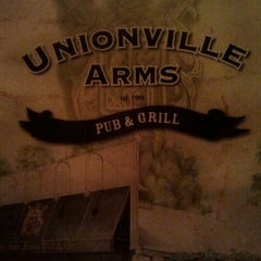 Photo taken at Unionville Arms Pub by Tiffany C. on 2/16/2013