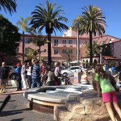 Photo taken at La Jolla Community by Justine B. on 3/10/2013