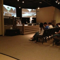 Photo taken at CrossPointe Church by Deron on 11/4/2012