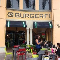 Photo taken at Burger Fi by Michael on 5/19/2013