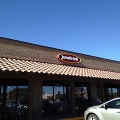 Photo taken at Jason's Deli by Ash A. on 2/21/2013