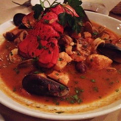 Photo taken at Osteria Panevino by Marie M. on 3/11/2015