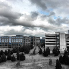Photo taken at Tarrant County College (Trinity River Campus) by Joy O. on 3/9/2013
