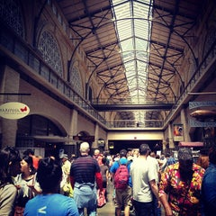 Photo taken at Ferry Building by Amy M. on 5/11/2013