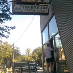 Photo taken at Inversion Coffee House by Kollin B. on 9/21/2014
