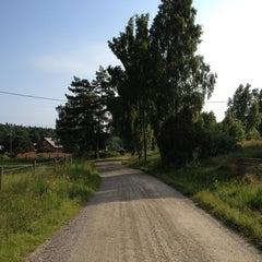 Photo taken at Ålö by Nicolas G. on 7/4/2013