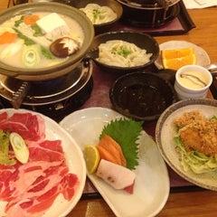 Photo taken at Tontei Pork Restaurant by Kelvin P. on 3/13/2014