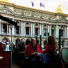 Photo taken at Café de la Paix by Nader on 6/24/2013