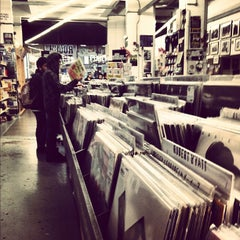 Photo taken at Rough Trade East by Meysam on 10/18/2012