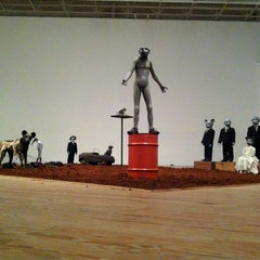 Photo taken at Contemporary Arts Museum Houston by David W. on 11/3/2012