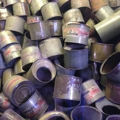 Photo taken at Muzeum Auschwitz-Birkenau by Davide on 10/13/2012
