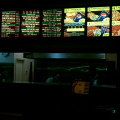 Photo taken at High 5 Star Pizza by Jesse B. on 11/11/2012