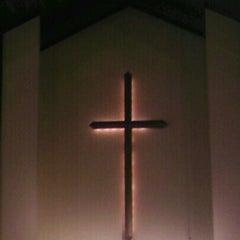 Photo taken at Second Baptist Church Ann Arbor by Tiffani C. on 11/4/2012