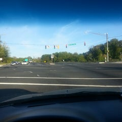 Photo taken at Whitemarsh/Walther Intersection by James W. on 5/4/2013