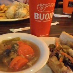 Photo taken at Buona Beef by Christine C. on 10/10/2012