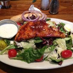 Photo taken at Jake's City Grille by Jennifer L. on 3/8/2013