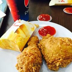 Photo taken at KFC by Ben T. on 9/29/2015
