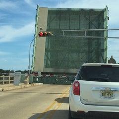 Photo taken at Oceanic Bridge by Jenna D. on 8/23/2015