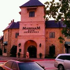 Photo taken at Markham Jewelers by Buddy C. on 5/10/2013