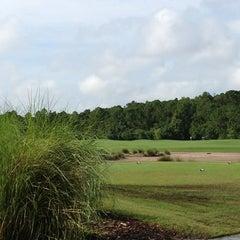 Photo taken at Disney's Osprey Ridge Golf Course by John R. on 7/4/2013