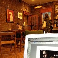 Photo taken at Postmark by shing on 10/19/2012