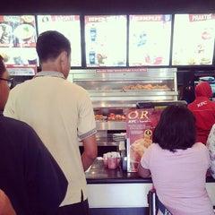 Photo taken at KFC by Ajus G. on 10/13/2013