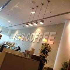 Photo taken at Wayne's Coffee by susu on 12/18/2012
